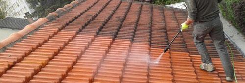 Nettoyage de toiture à Orvault